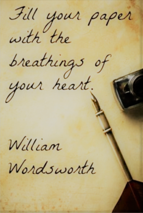 Wordsworth writing